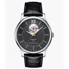 TISSOT TRADITION AUTOMATIC OPEN HEART