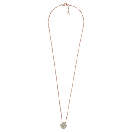 COLLIER OR ROSE PESAVENTO